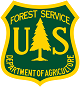 The U.S. Forest Service logo