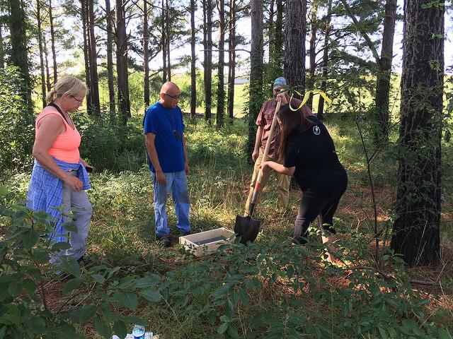 tribal resource crews help restore national forests and archeological sites usda. Black Bedroom Furniture Sets. Home Design Ideas