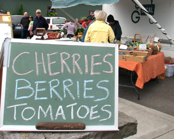 Gorge Grown's mobile market is bringing healthy, fresh and local food to rural communities in Oregon and Washington.
