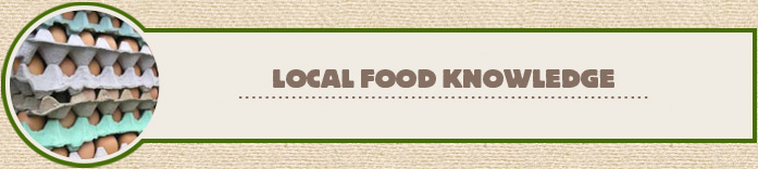 Local Food Knowledge