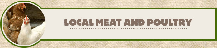 Local Meat and Poultry