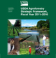 USDA Agroforestry Strategic Framework FY2011-16 cover