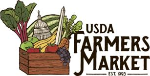 logo for USDA Farmers Market