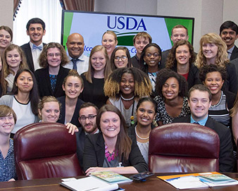 USDA Interns