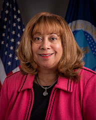 Deputy General Counsel Inga Bumbary-Langston portrait