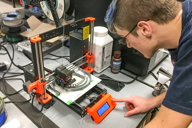 Monoprice Voxel 3D printer - Conrad.com