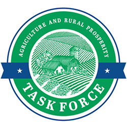 Agriculture and Rural Prosperity Task Force graphic