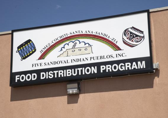Federal Register Notice: Food Distribution Demonstration Project