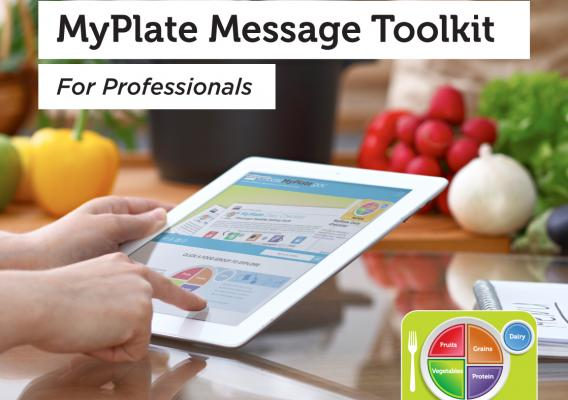 MyPlate Message Toolkit for Professionals