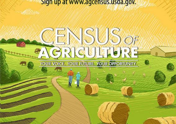 Census of Agriculture poster