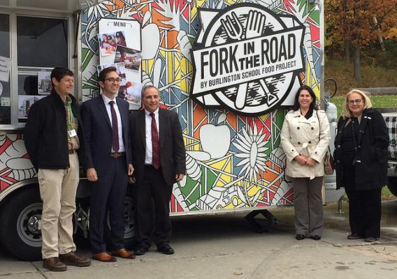 Acting USDA Deputy Under Secretary Brandon Lipps at Fork in the Road