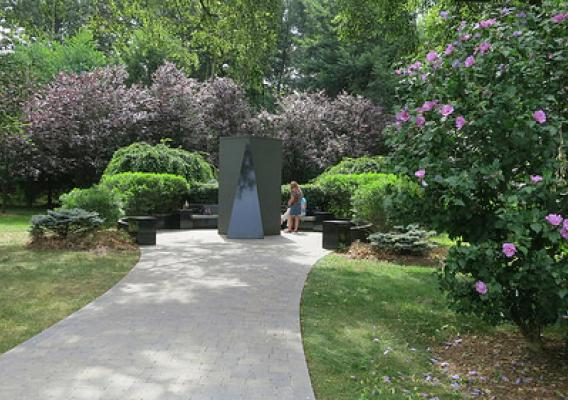 G.R.A.C.E Memorial in Glen Rock, New Jersey