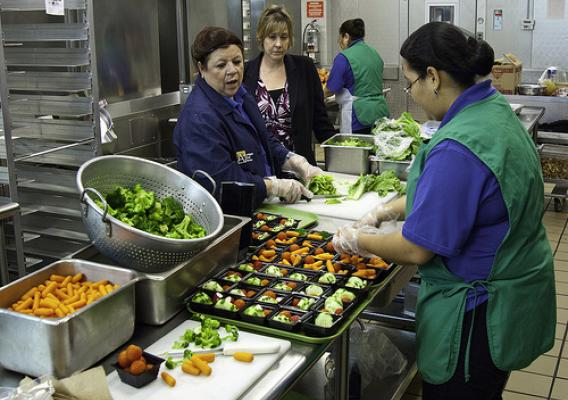 Integrity is an essential component of all USDA nutrition assistance programs, including the school meals programs.