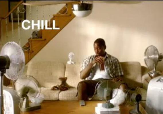 "The Food Safe Families campaign uses humorous public service announcements to capture the public's attention about a very serious subject. The ""chill"" PSA reminds consumers to chill raw and prepared foods promptly."