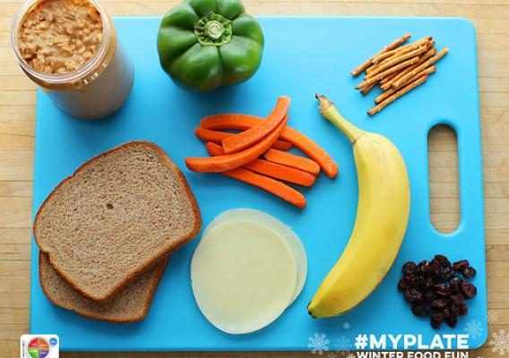 Winter Food Fun for Kids of All Ages | USDA