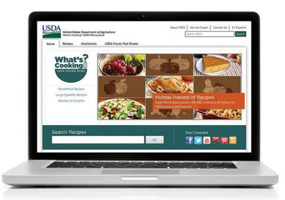 What's Cooking? USDA Mixing Bowl is a new interactive tool featuring USDA recipes to encourage budget-friendly and nutritious meals.