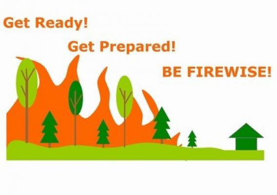 Get Ready, Be Prepared, Be Firewise