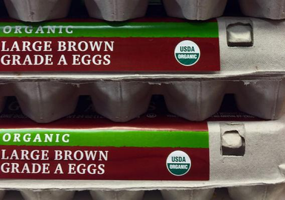 Understanding the USDA Organic Label