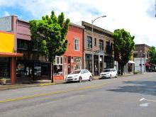 Downtown Cottage Grove, Oregon