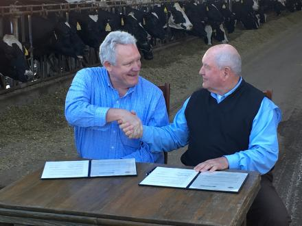 USDA and Innovation Center for U.S. Dairy Work Jointly to ...