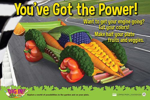 USDA Helps Make Nutrition Education Fun For Kids | USDA